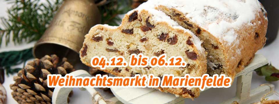 Weihnachtsmarkt Marienfelde